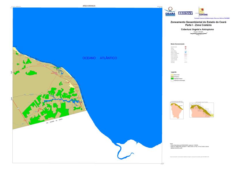 Temas - Estado do Ceará