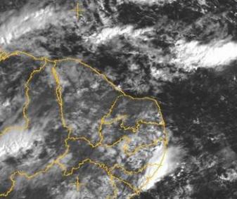 Da funceme-Previsão de chuvas no Ceará para hoje 18 de fevereiro de 2015