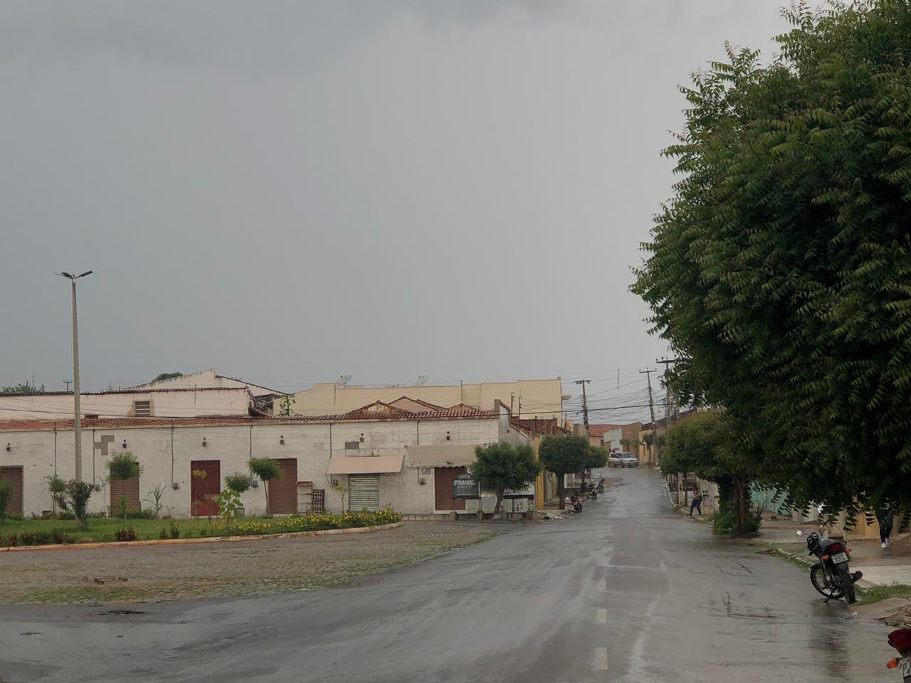 Em 24 horas, choveu em mais de 120 municípios do Ceará (FOTO: Marciel Bezerra)