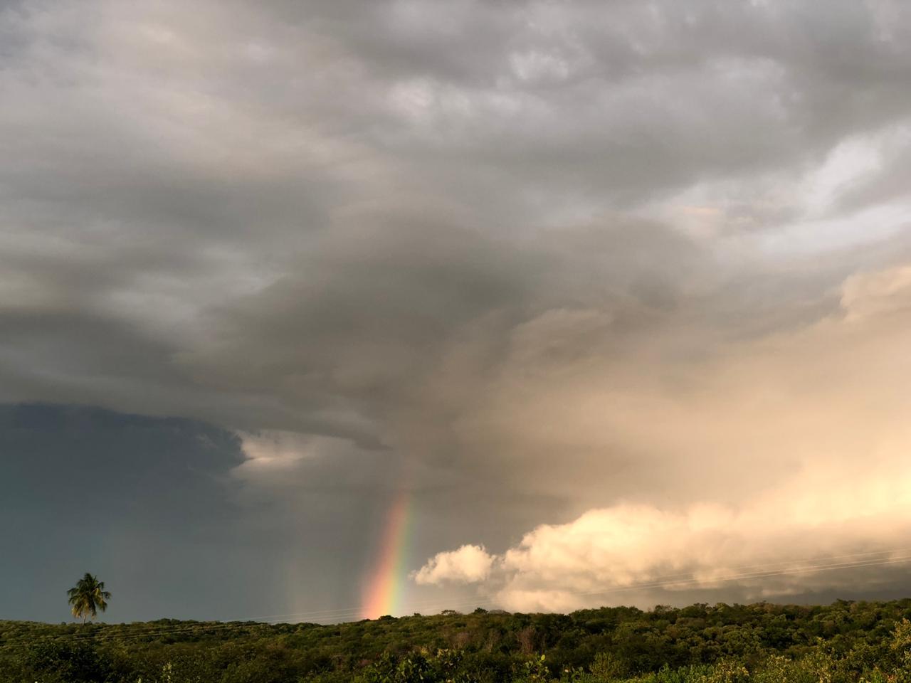 Após dias chuvosos, fim de semana terá acumulados reduzidos (FOTO: Marciel Bezerra)