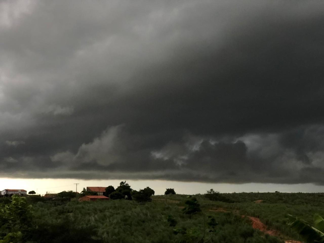 Nas últimas 24 horas, balanço parcial indica chuvas em, pelo menos, 126 municípios (FOTO: Marciel Bezerra)