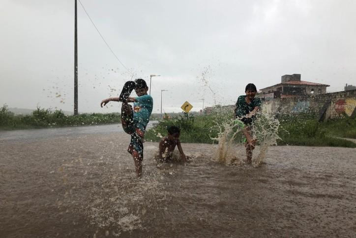 Municípios do Cariri têm chuvas com mais de 100 milímetros entre sábado (23) e domingo (24)