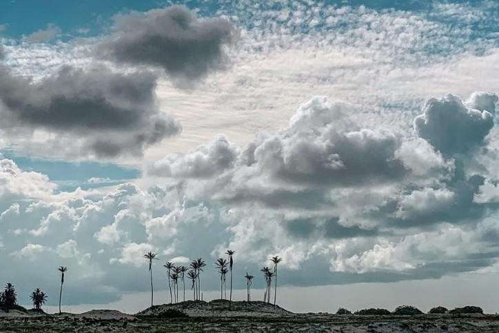 Previsão do tempo aponta eventos de chuva no centro-norte do Ceará até esta sexta-feira (19)