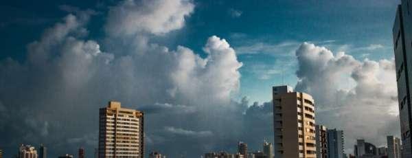 Fortaleza e áreas vizinhas seguem registrando chuvas neste começo de semana (FOTO: Reinaldo Jorge)