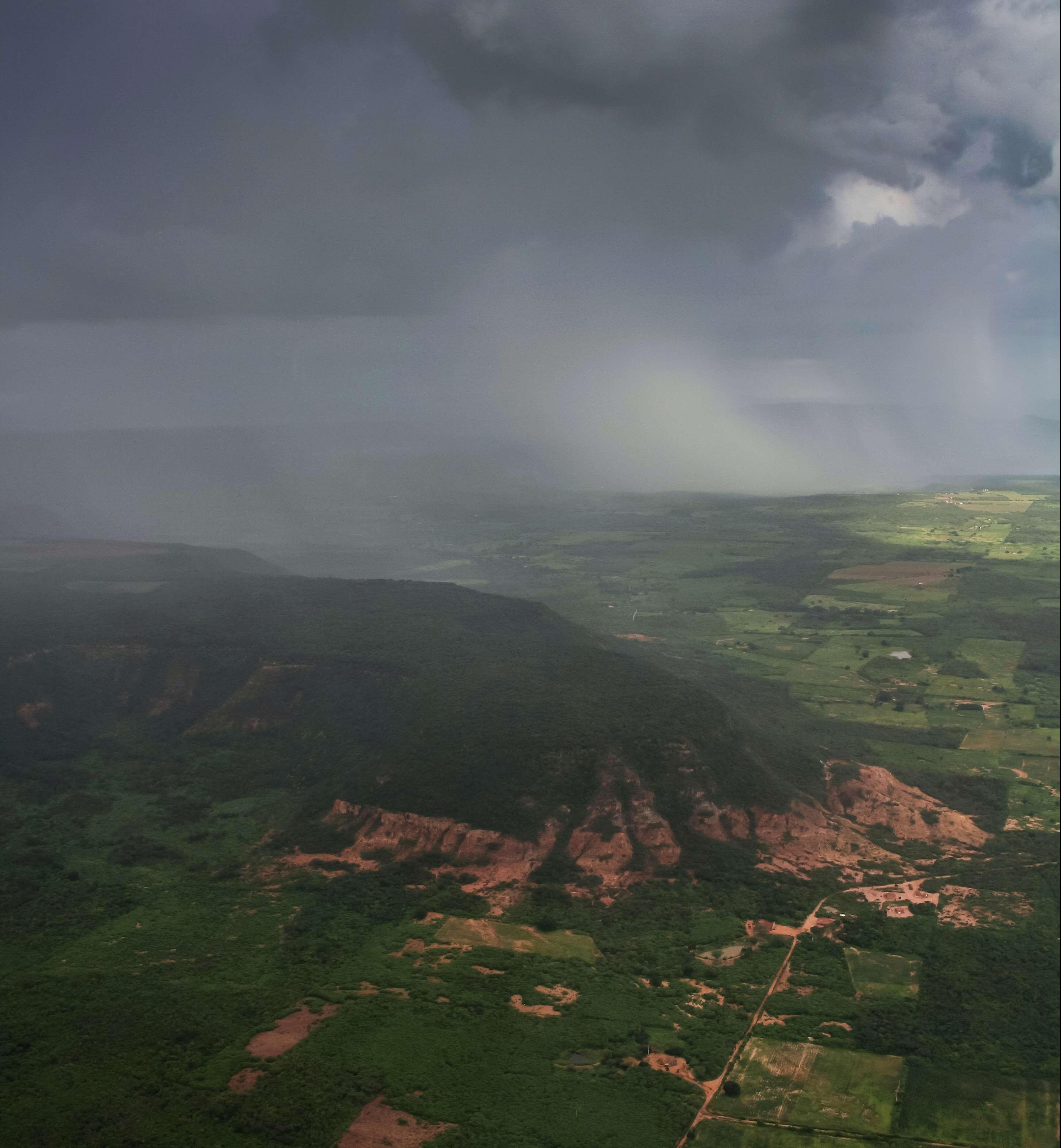 Proximidade da ZCIT deve colaborar para chuvas em todas as regiões do Ceará (FOTO: Itallo Rodrigues)