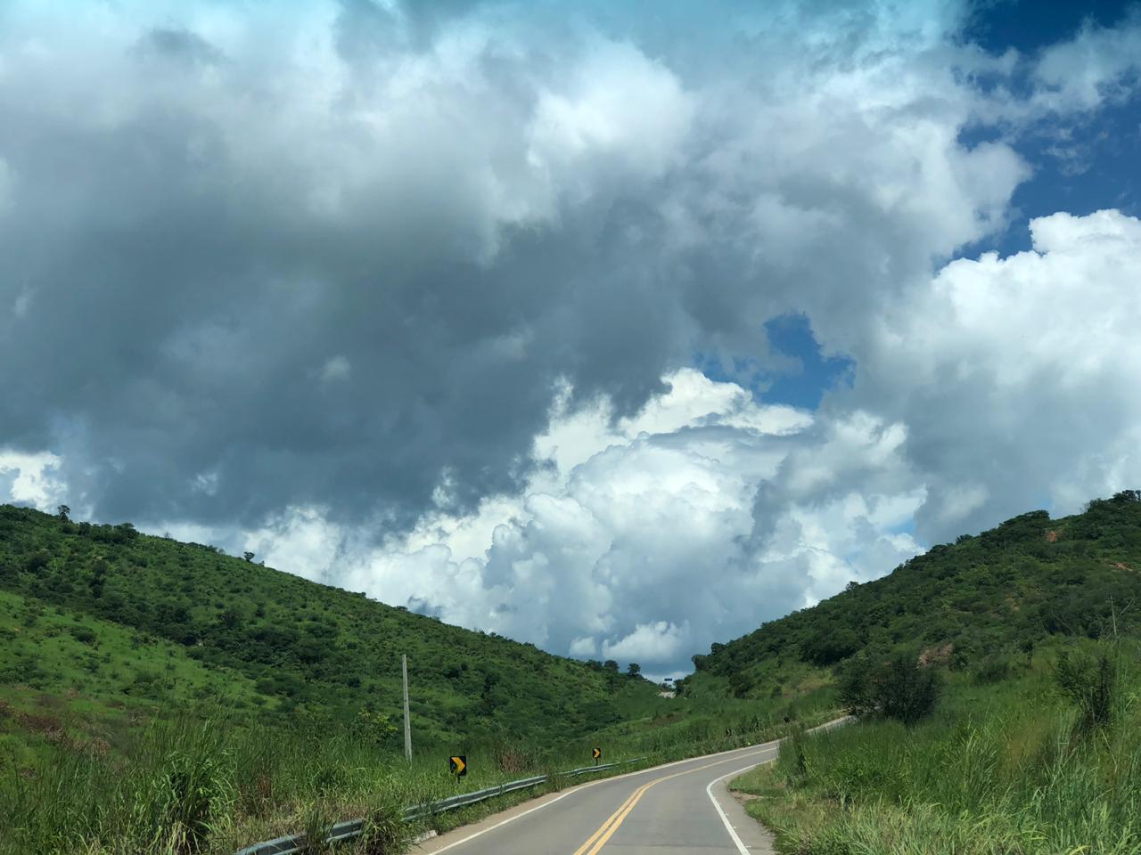 Território do Ceará segue com condições de chuva, aponta previsão (FOTO: Marciel Bezerra)