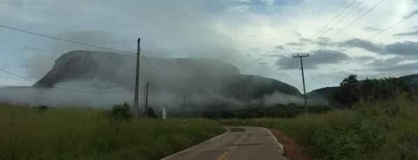 O Ceará apresentou nebulosidade variável em todo o fim de semana; Em algumas áreas mais ao norte, a cobertura de nuvens foi completa (FOTO: Felipe Lima/Funceme)