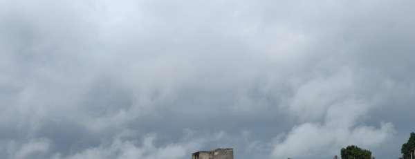 O céu terá maior cobertura de nuvens sobre as áreas mais o norte do Ceará (FOTO: Marciel Bezerra)