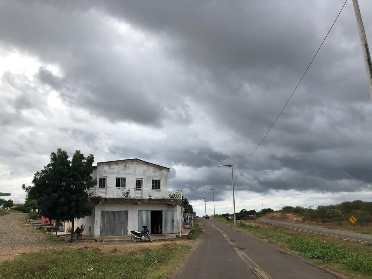 Cariri teve chuva em todos os municípios (FOTO: Marciel Bezerra)