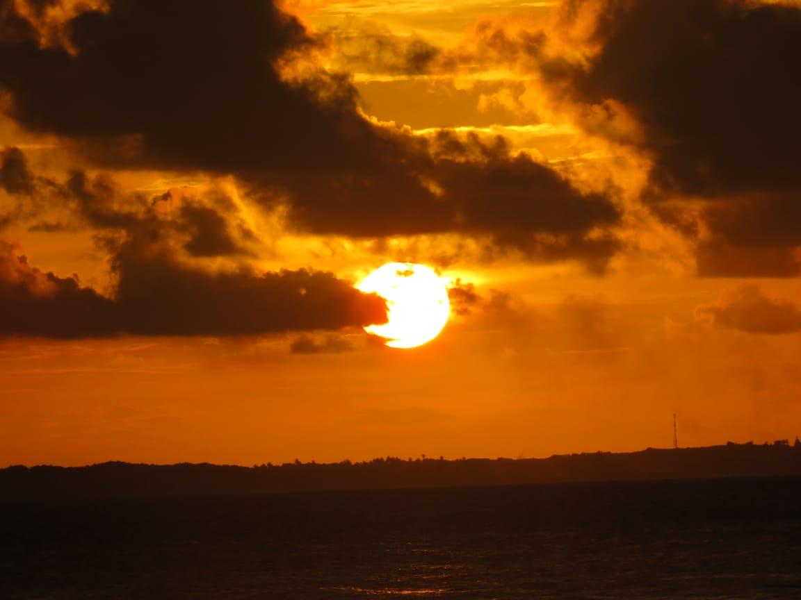 Sol deve reinar no Ceará nos próximos dias (FOTO: Alex Diniz)
