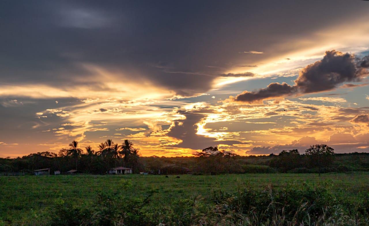 Céu terá cobertura variada de nuvens entre hoje e terça-feira (FOTO: Herlon Leão)