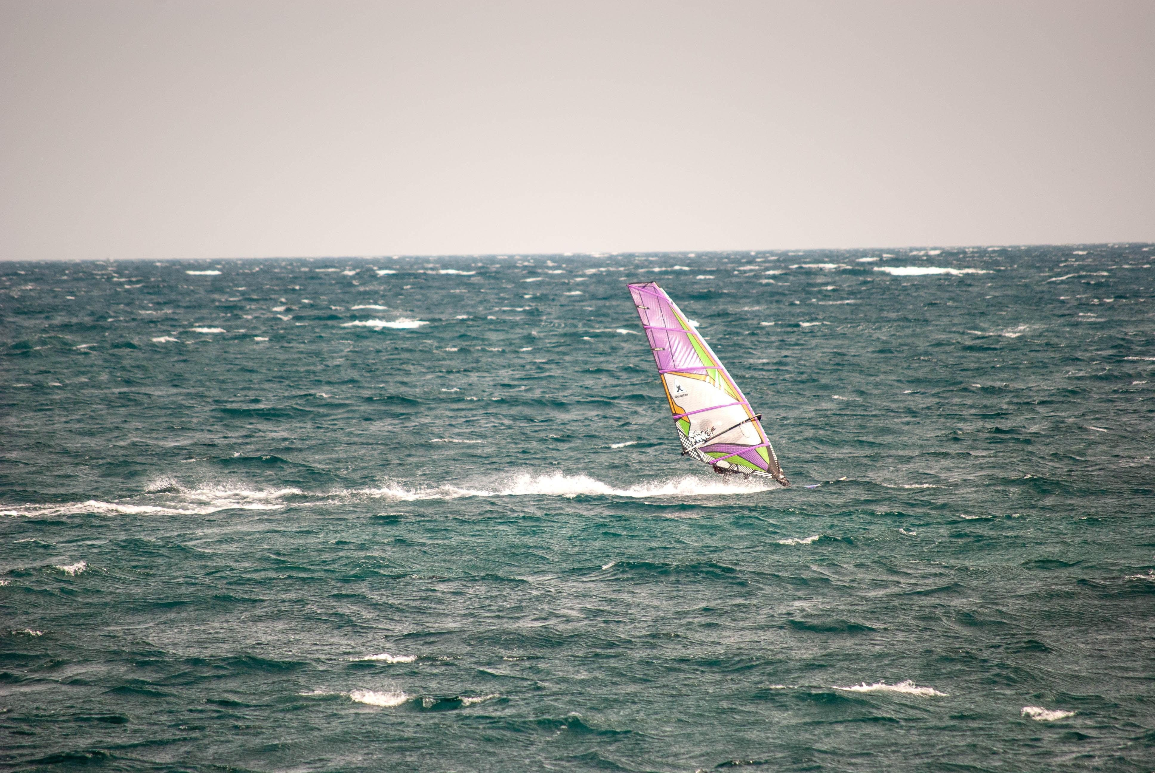 Período atrai praticantes de esportes náuticos para o Ceará (FOTO: Verstappen Photography/Divulgação)