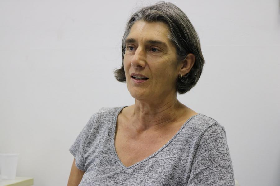 Marie-Pierre Ledru representa o IRD no Brasil (FOTO: Divulgação/Unicamp)