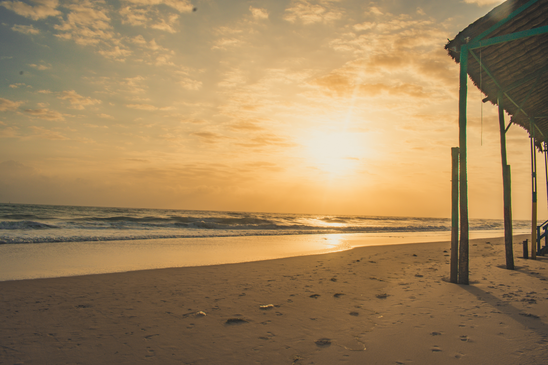 Sistema que contribuíram para chuvas no litoral já se dissiparam (FOTO: Leonardo Soares)