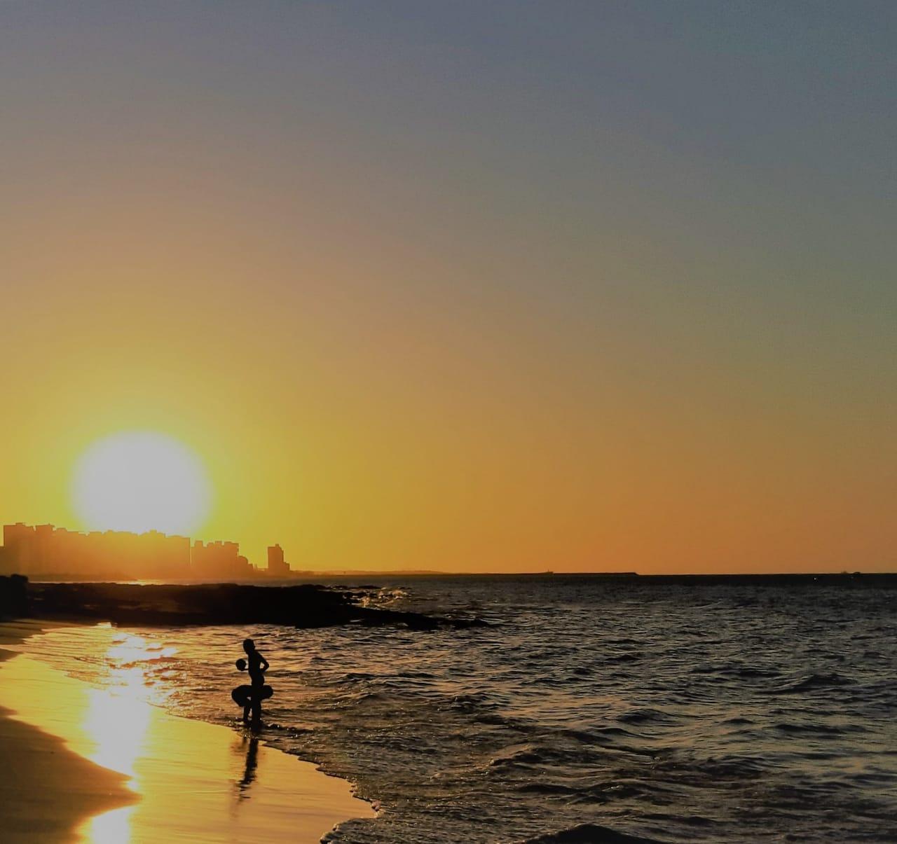 Sol reinará ao longo do sábado e domingo (FOTO: Felipe Costa)