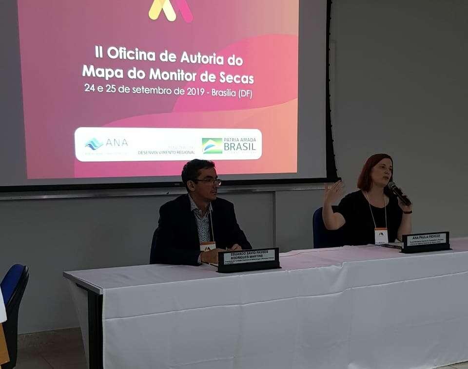 Eduardo Sávio participa da solenidade de abertura (FOTO: Divulgação)
