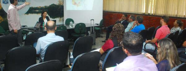 Hoje, três estados autores se revezam na elaboração dos mapas desde o início do programa: Ceará, Bahia e Pernambuco. (FOTO: Fernando Alves/Governo do Tocantins)