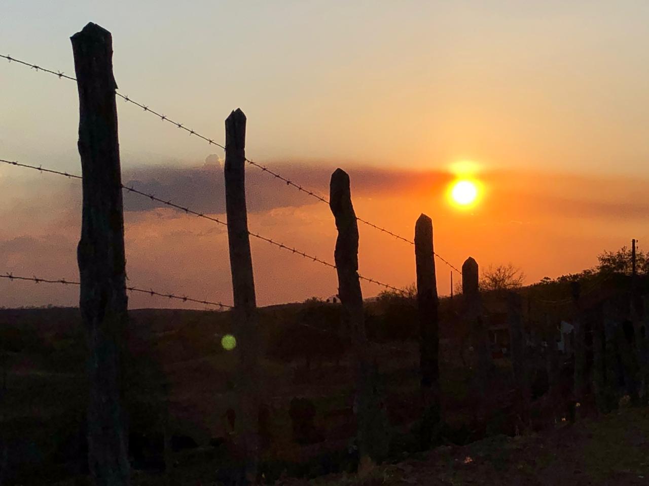 Tempo seco no interior deve predominar neste fim de semana (FOTO: Marciel Bezerra)