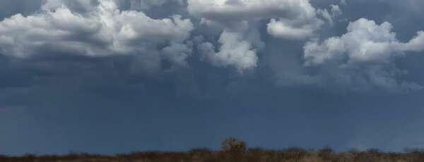 Sul do Ceará apresenta umidade e nebulosidade favorável para chuvas (FOTO: Marciel Bezerra)