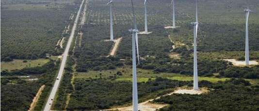 O primeiro mapeamento eólico do Ceará havia sido realizado no ano 2000 (FOTO: Reprodução)