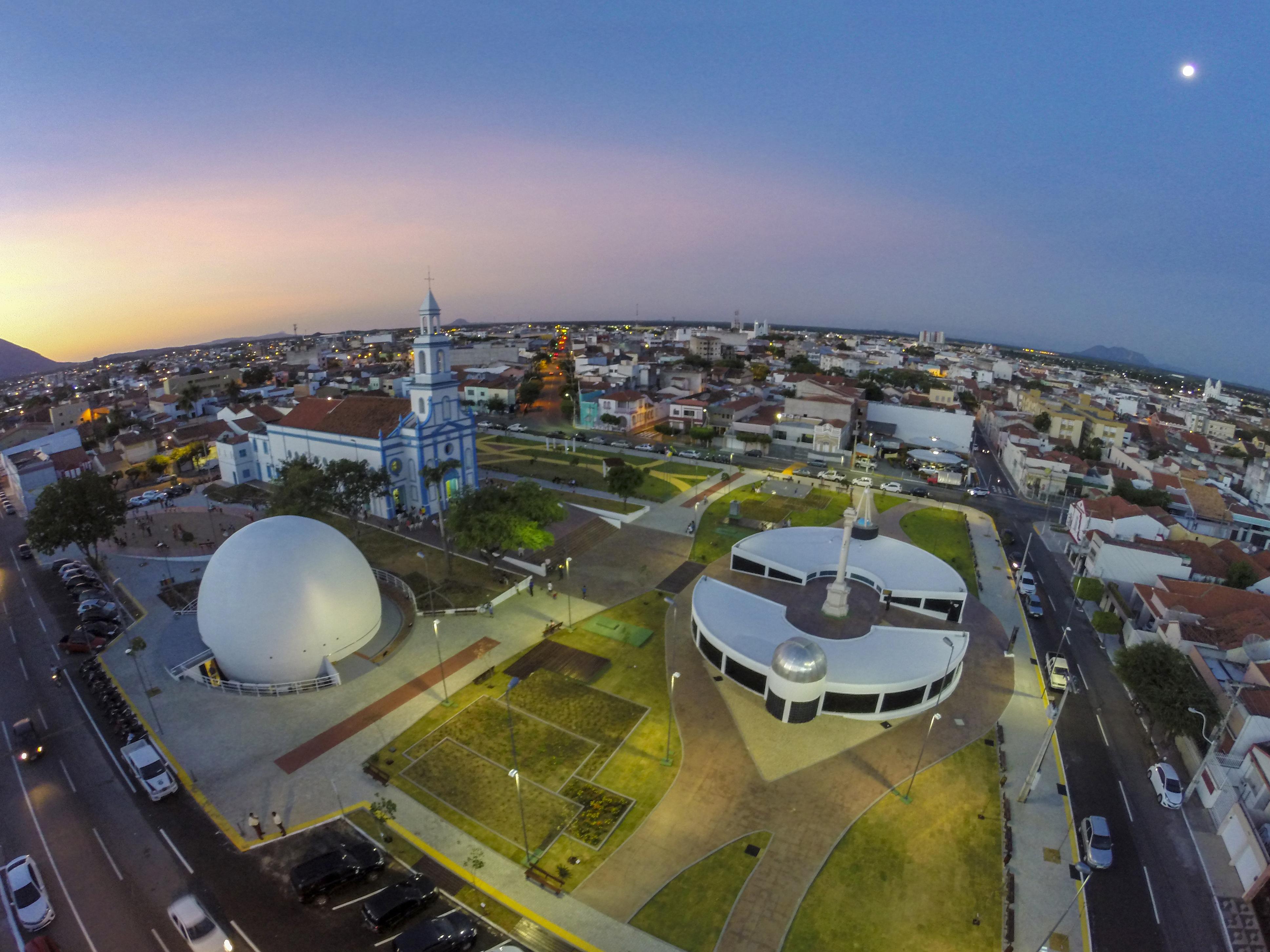 Nesta época do ano, é normal que cidades do Ceará registrem altas temperaturas (FOTO:  Luiz Souza)