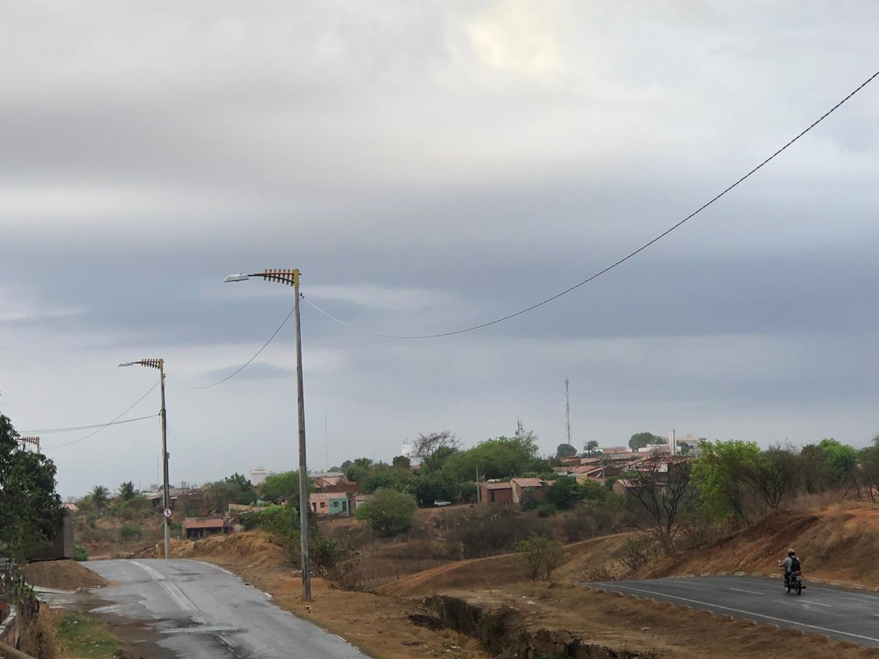 Precipitações deverão ocorrer, principalmente, entre sexta a e sábado (FOTO: Marciel Bezerra)
