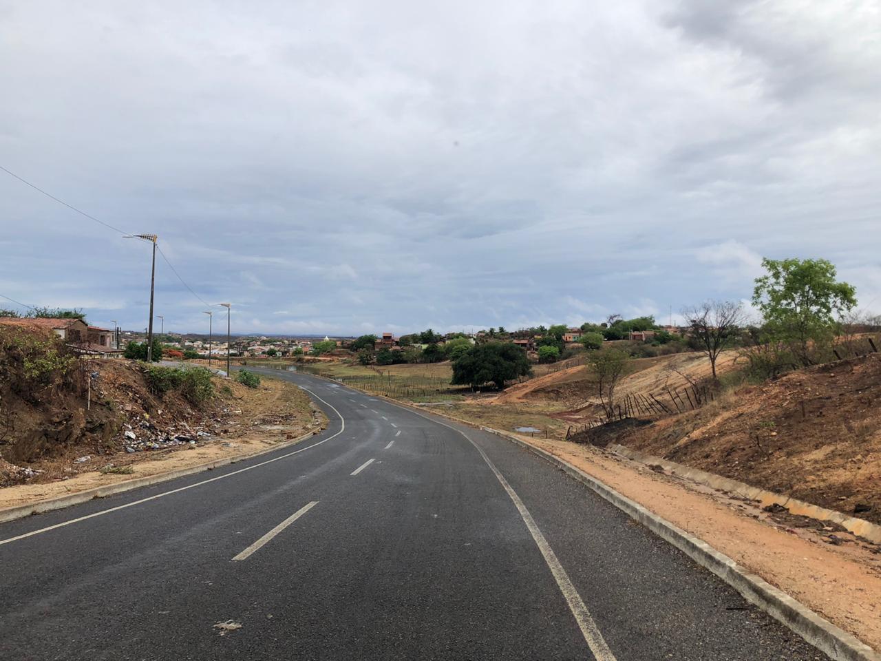 áreas mais ao norte do Ceará apresentam cenário mais favorável à chuva (FOTO: Marciel Bezerra)
