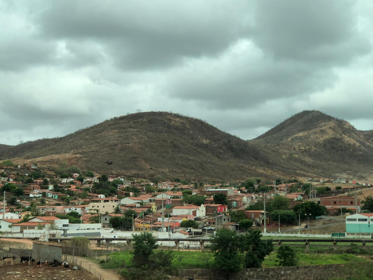 Cariri está entre as macrorregiões com chances de chuva neste início de semana (FOTO: Marciel Bezerra)