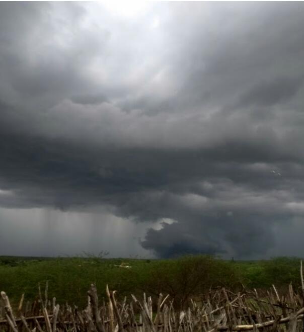 Oeste do Estado recebeu maiores acumulados (FOTO: Priscila Ferreira)