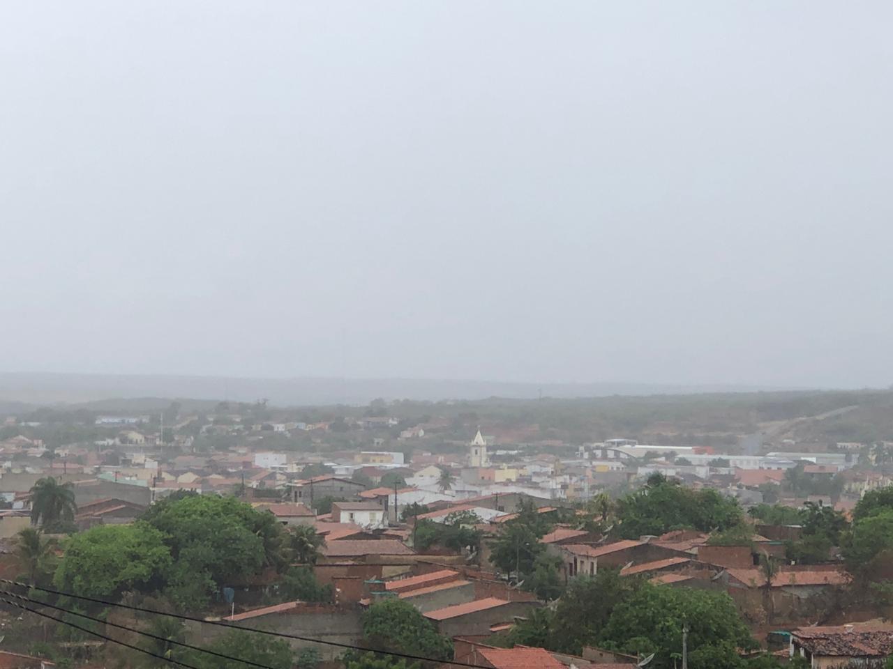Nos últimos dias, o Estado tem recebido chuvas expressivas (FOTO: Marciel Bezerra)