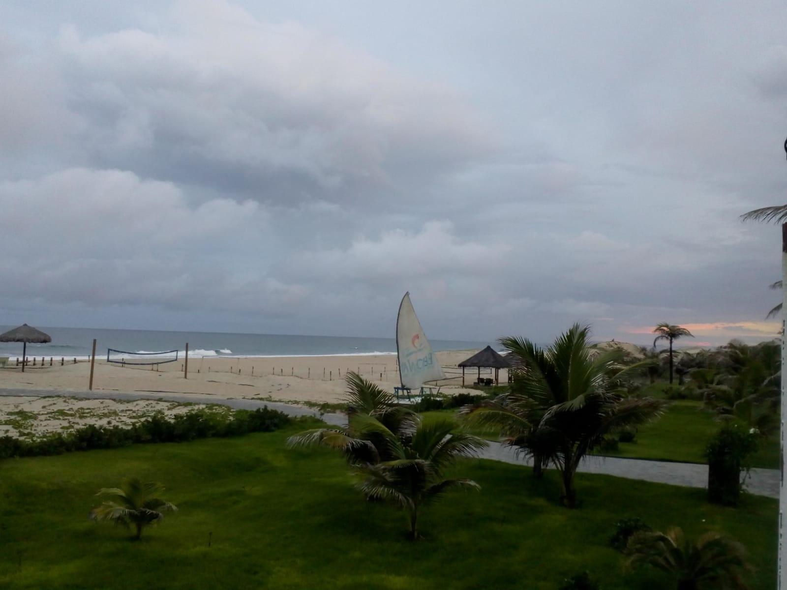Proximidade da ZCIT colaborou com chuvas nos últimos dias (FOTO: Priscila Ferreira )
