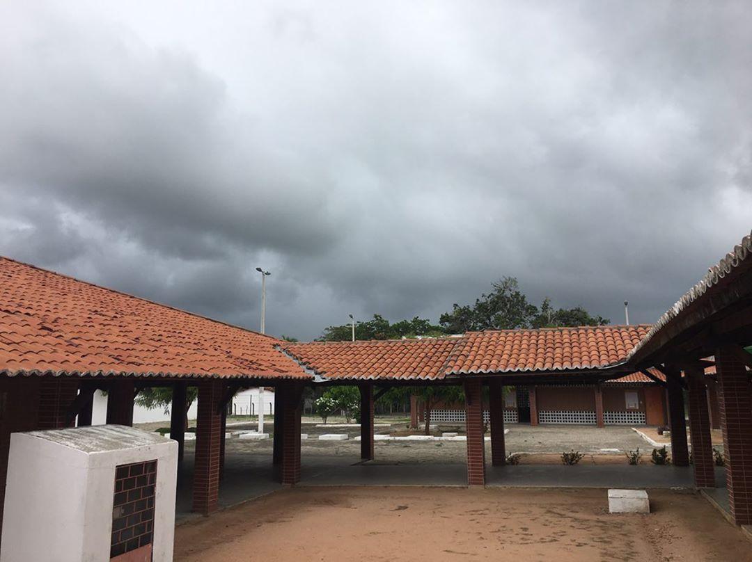 As atuais condições estão sendo indicadas a partir da ação da Zona de Convergência Intertropical (ZCIT) (FOTO: Victor França)