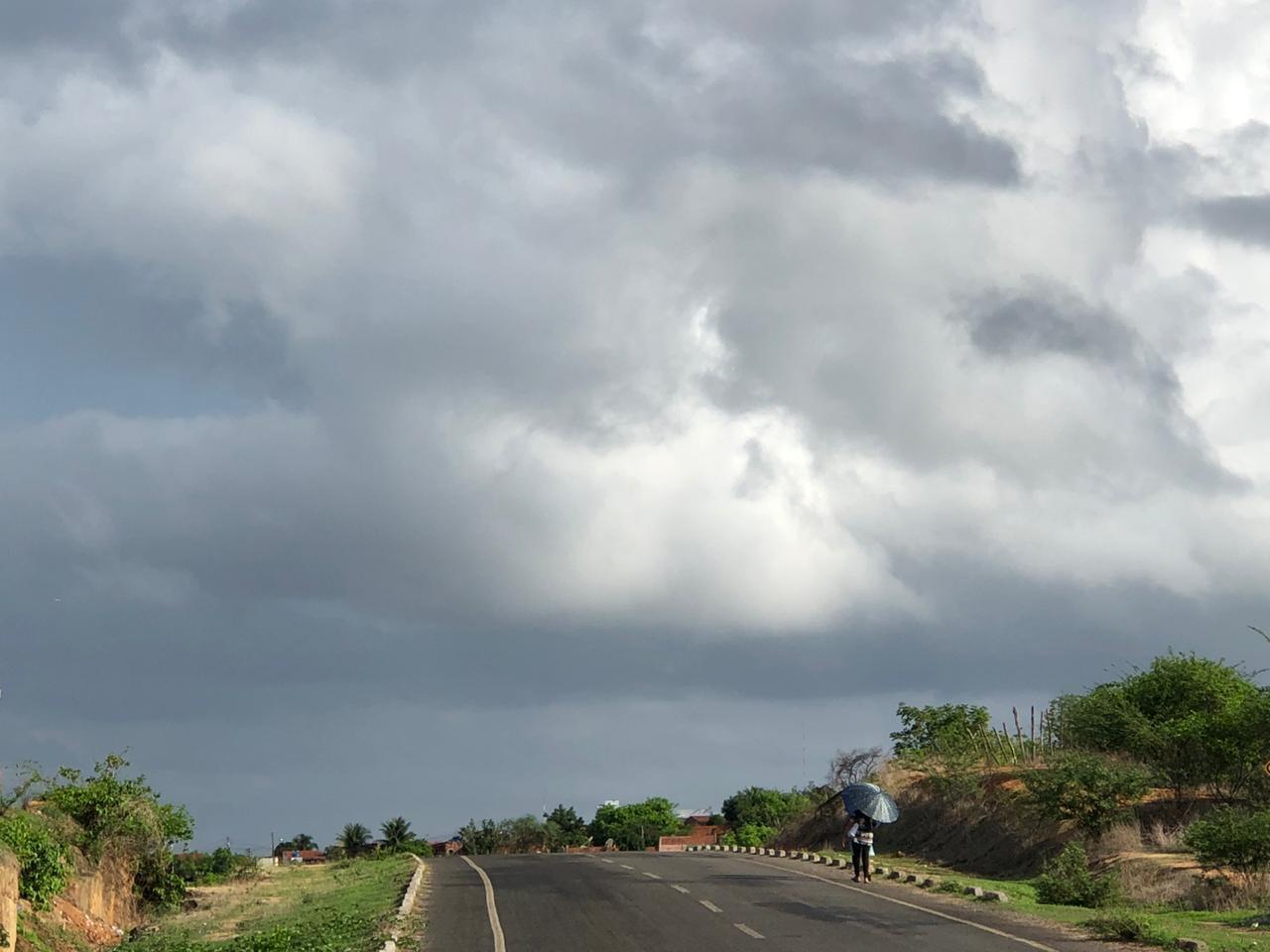Acumulados tendem a reduzir, mas ainda há cenário para precipitações (FOTO: Marciel Bezerra)