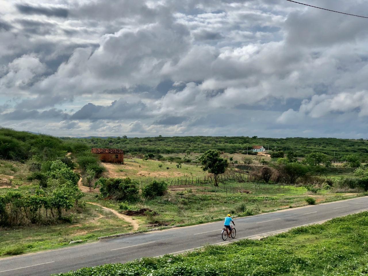 As principais chuvas da Pré-Estação ocorreram em janeiro (FOTO: Marciel Bezerra)
