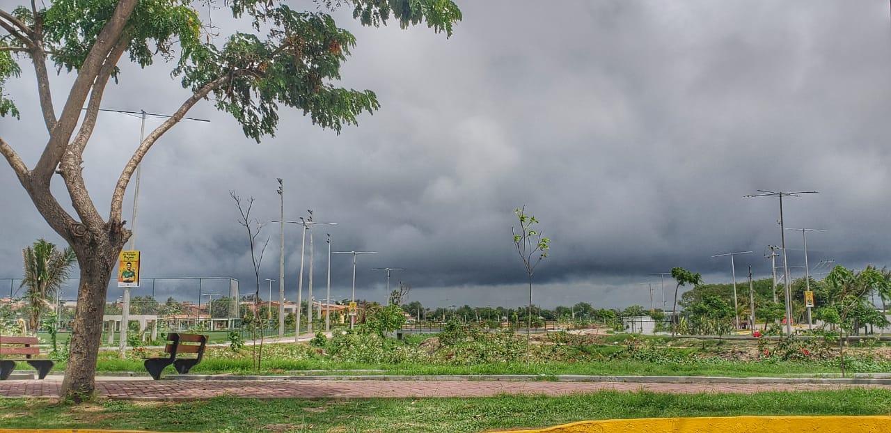 Parte do Estado apresentará céu mais claro nos próximos dias (FOTO: Liduina Gomes)