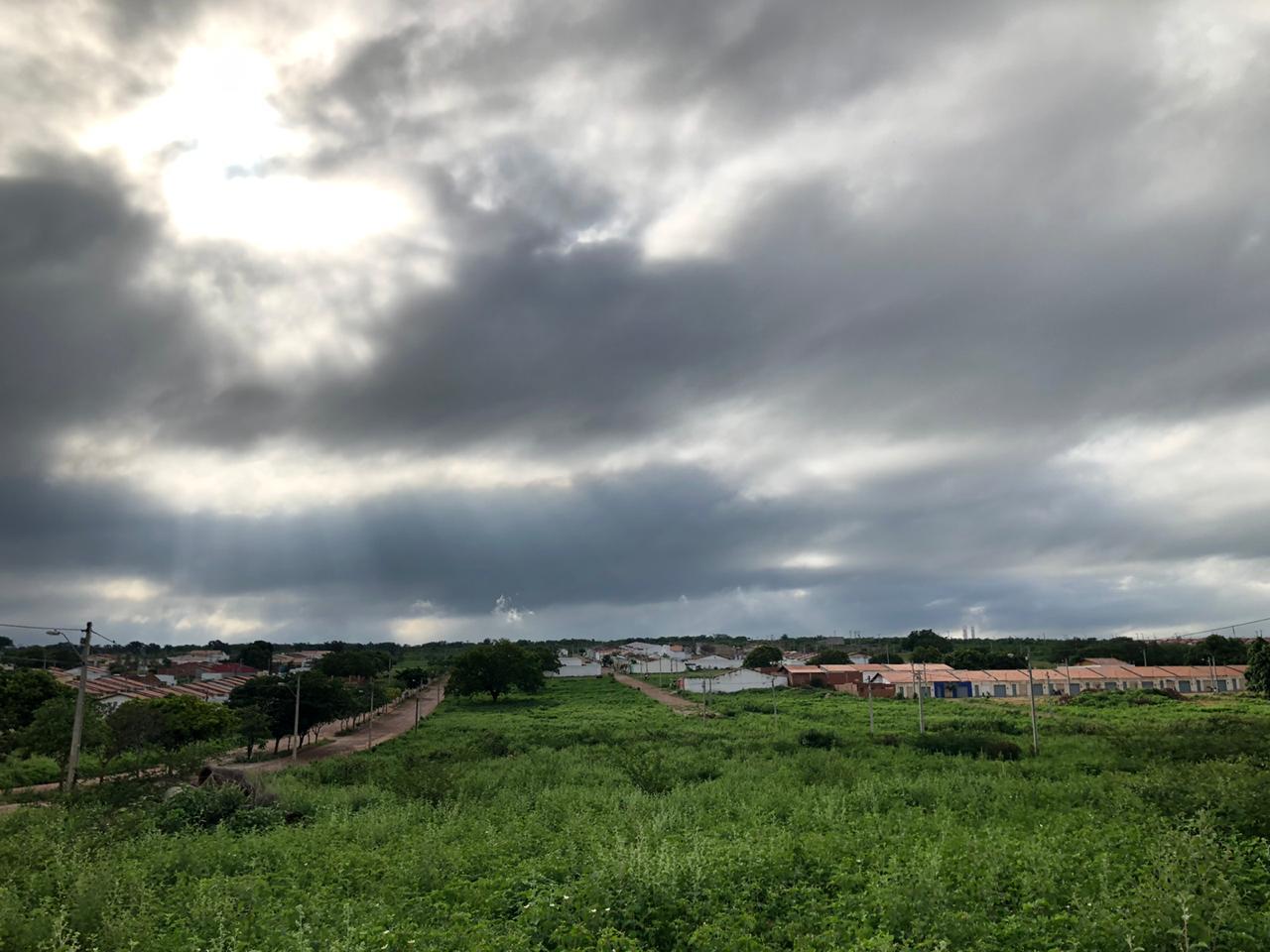 Cariri está entre as regiões com chances de chuvas mais intensas (FOTO: Marciel Bezerra(