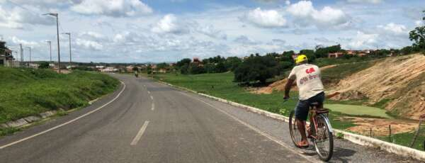 Até terça-feira, o Cariri é a área com maiores chances de chuvas mais intensas (FOTO: Marciel Bezerra)