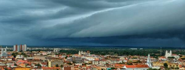 Precipitações expressivas vêm sendo registradas em todo o Estado (FOTO: Janilton Nicolau)