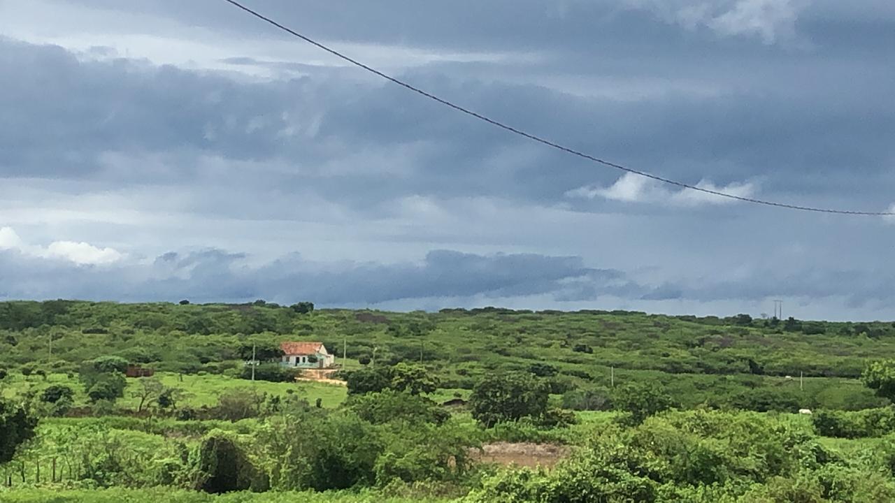 Sul do Ceará apresentou registros (FOTO: Marciel Bezerra)