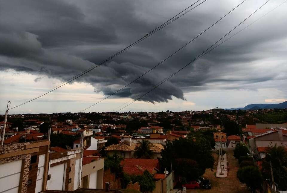 Ibiapaba está entre as regiões com maiores chances de chuva (FOTO: Davi Freitas)