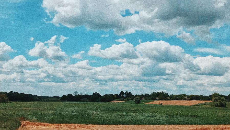 Céu deverá apresentar períodos mais claros (FOTO: Reprodução)