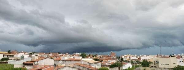 Norte do estado, de forma geral, é onde devem ocorrem as principais chuvas (FOTO: Liduina Gomes)