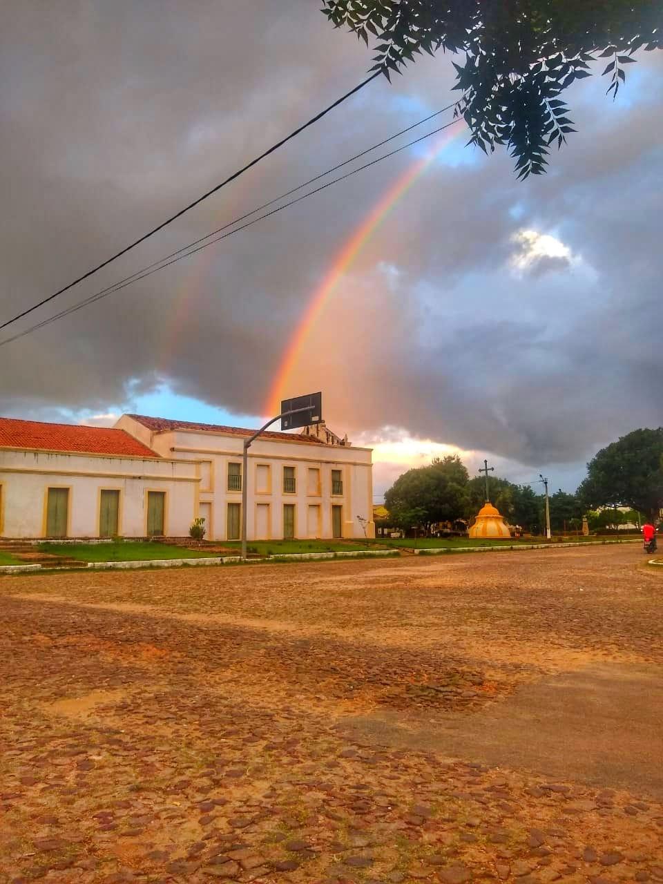 Áreas mais ao norte do estado têm mais condições de chuva (FOTO: Davi Freitas)