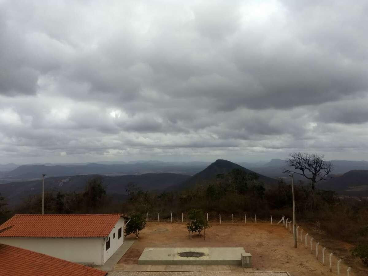 Chuva em Quixeramobim