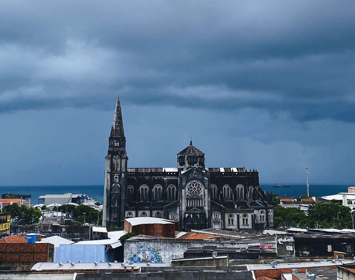 Fortaleza tem chances de chuva até o domingo (FOTO: Hiago Gilherme)