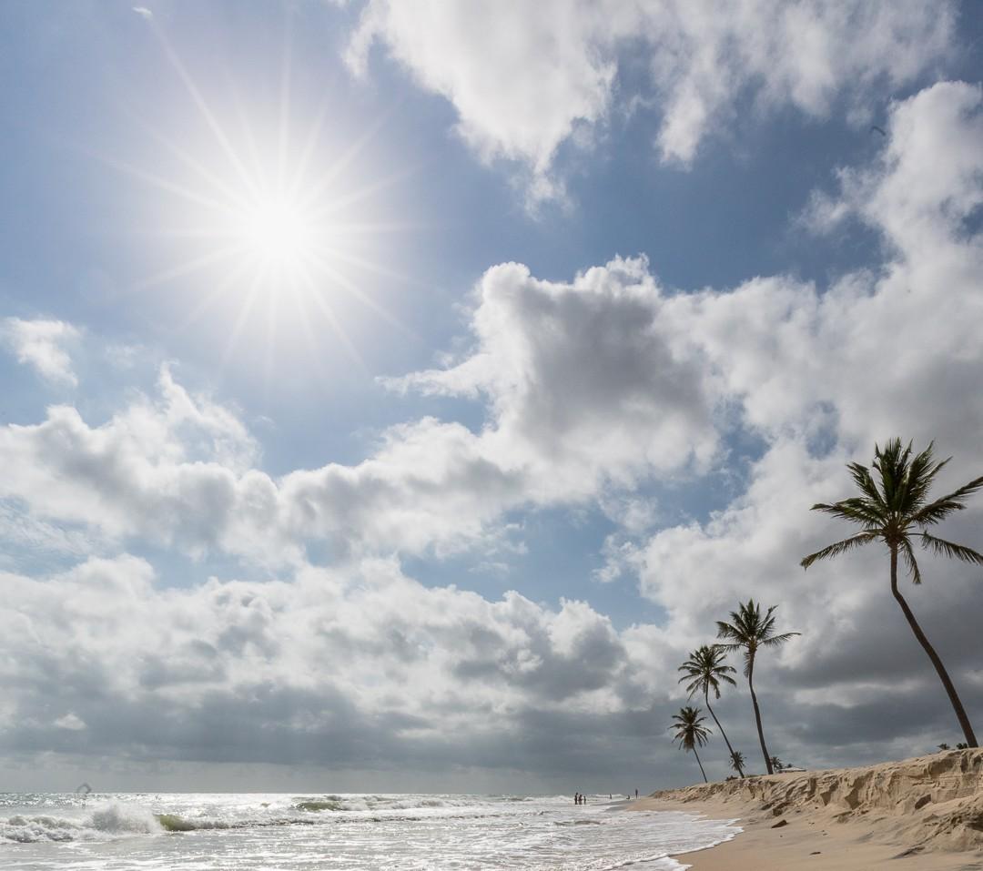 Tempo firme é a expectativa para os próximos dias (FOTO: Edson Pereira)