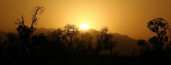 Fim de setembro segue com tempo seco (FOTO: Javadi Asadi)