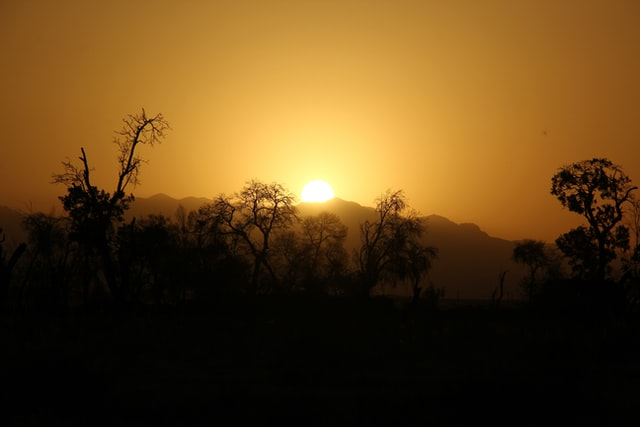Fim de setembro segue com tempo seco (FOTO: Javad Asadi)