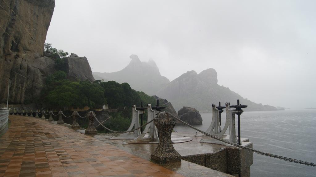 Precipitações chegaram a todas as macrorregiões (FOTO: Alex Pimentel)