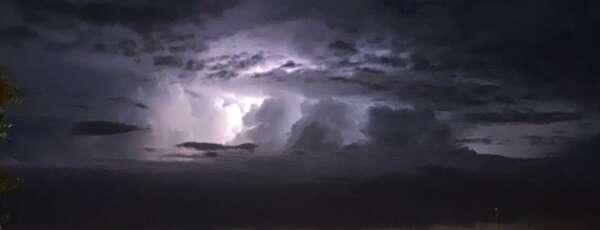 No sul do Ceará, chuva foram bem expressivas (FOTO: Marciel Bezerra)